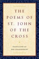 The Poems of St  John of the Cross PDF