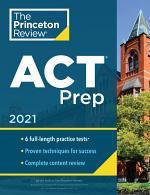 Princeton Review ACT Prep, 2021