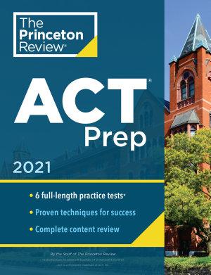Princeton Review ACT Prep  2021