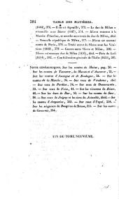 Cours d'histoire des états européens: depuis le bouleversement de l'empire romain d'occident jusqu'en 1789, Volume9