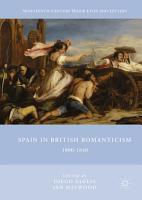 Spain in British Romanticism PDF