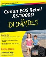 Canon EOS Rebel XS   1000D For Dummies PDF