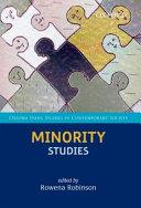 Minority Studies