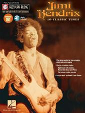 Jimi Hendrix (Songbook): Jazz Play-Along, Volume 80