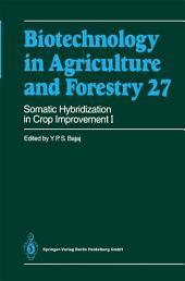 Somatic Hybridization in Crop Improvement I
