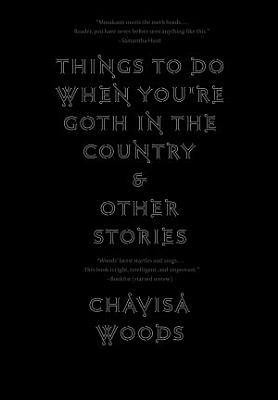 Things to Do When You re Goth in the Country PDF