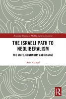 The Israeli Path to Neoliberalism PDF