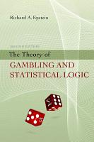 The Theory of Gambling and Statistical Logic PDF