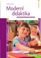 Moderní didaktika: Lexikon výukových a hodnoticích metod