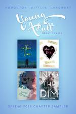 Spring 2016 Young Adult Debut Novels
