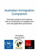 Australian Immigration Companion PDF