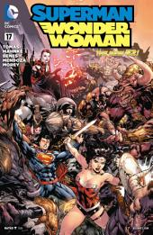 Superman/Wonder Woman (2013-) #17
