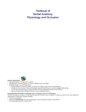Textbook of Dental Anatomy  Physiology and Occlusion