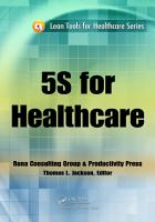 5S for Healthcare PDF
