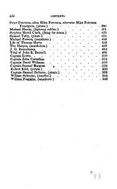 United States Criminal History: Being a True Account of the Most Horrid Murders, Piracies, High-way Robberies, &c.,/ Together with the Lives, Trials, Confessions and Executions of the Criminals. Comp. from the Criminal Records of the Countries by P. R. Hamblin