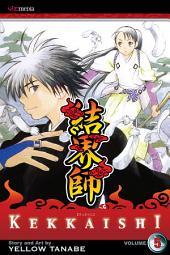Kekkaishi: Volume 5
