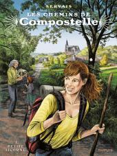 Les chemins de Compostelle - Tome 1 - Petite licorne