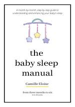 The Baby Sleep Manual: from three months to six (12 to 26 weeks)