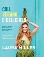 Cru  Vegano  E delicioso PDF