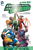 Green Lantern New Guardians The Ring Bearer Book PDF