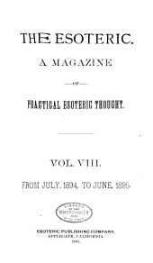 The Esoteric: Volume 8