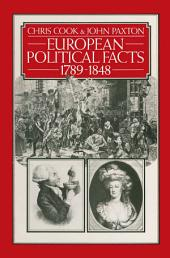 European Political Facts 1789–1848