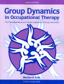 Group Dynamics in Occupational Therapy PDF