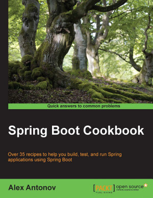 Spring Boot Cookbook PDF