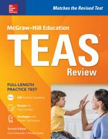 McGraw Hill Education TEAS Review  Second Edition PDF