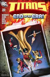 Titans (2008-) #23