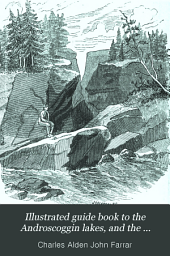 Farrar's Illustrated Guide Book to the Androscoggin Lakes: And the Head-waters of the Connecticut, Magalloway, and Androscoggin Rivers ...