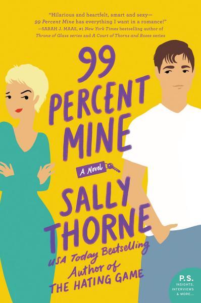 Download 99 Percent Mine Book