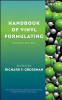 Handbook of Vinyl Formulating PDF