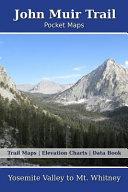 John Muir Trail Pocket Maps