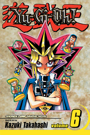 Yu-Gi-Oh!, Vol. 6