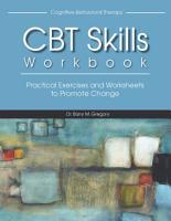 CBT Skills Workbook PDF