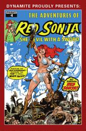 The Adventures of Red Sonja #4