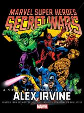 Marvel Super Heroes: Secret Wars Prose Novel