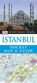 Istanbul   Eyewitness Pocket Map and Guide