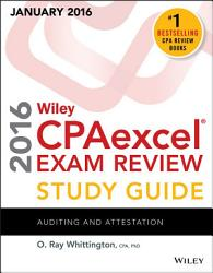 Wiley Cpaexcel Exam Review 2016 Study Guide January Book PDF