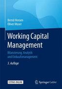 Working Capital Management PDF