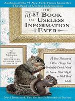 The Best Book of Useless Information Ever PDF