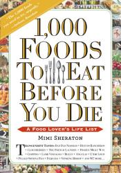 1 000 Foods To Eat Before You Die Book PDF