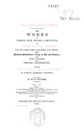 The Works in Verse and Prose Complete of Henry Vaughan, Silurist: Prose ..., Volume 3