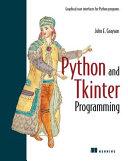 Download Python and Tkinter Programming Book