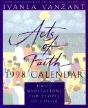 Acts of Faith 1998 PDF