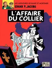 Blake et Mortimer - Tome 10 - Affaire du collier (L')