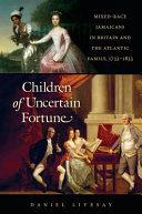 Children of Uncertain Fortune Book