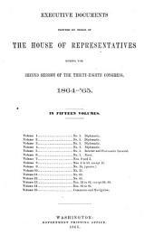 House Documents: Volume 14; Volume 207