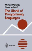 The World of Programming Languages PDF